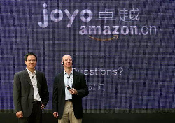 亚马逊的中国卖家不高兴