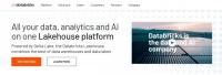 中国的「Databricks」们:打造AI基础架构,我们是认真的